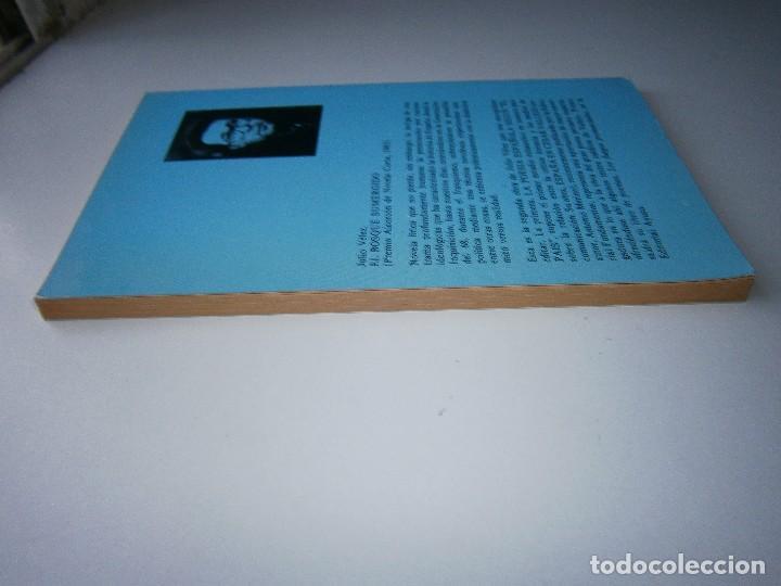 Libros de segunda mano: EL BOSQUE SUMERGIDO JULIO VELEZ Origenes 1985 - Foto 5 - 130742104
