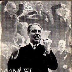 Libros de segunda mano: MANUEL CRUELLS : EL 6 D' OCTUBRE A CATALUNYA (PÒRTIC, 1970) EN CATALÁN. Lote 130861700