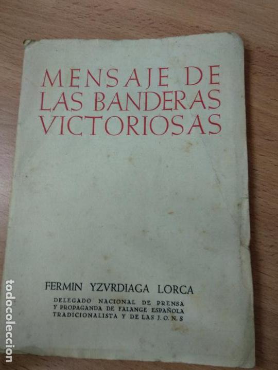 mensaje de las banderas victoriosas, de fermin - Comprar Libros de ...