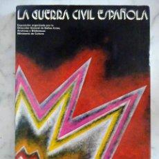 Libros de segunda mano: LA GUERRA CIVIL ESPAÑOLA-MINISTERIO DE CULTURA. Lote 132367178