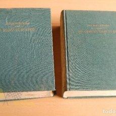 Libros de segunda mano: JOSÉ MARIA GIRONELLA - UN MILLÓN DE MUERTOS Y LOS CIPRECES CREEN EN DIÓS - 1960. Lote 133607242