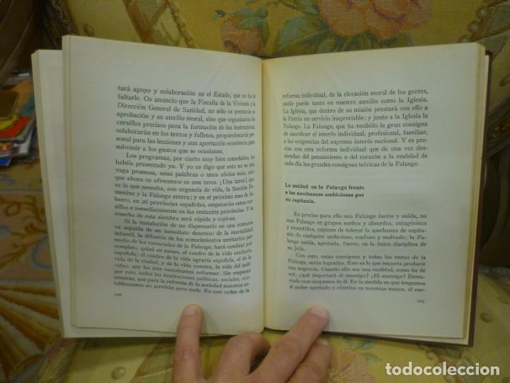 Libros de segunda mano: DE LA VICTORIA Y LA POSTGUERRA (DISCURSOS), DE RAMÓN SERRANO SUÑER. EDICIONES FE, 2ª EDICIÓN 1.941. - Foto 6 - 135484198