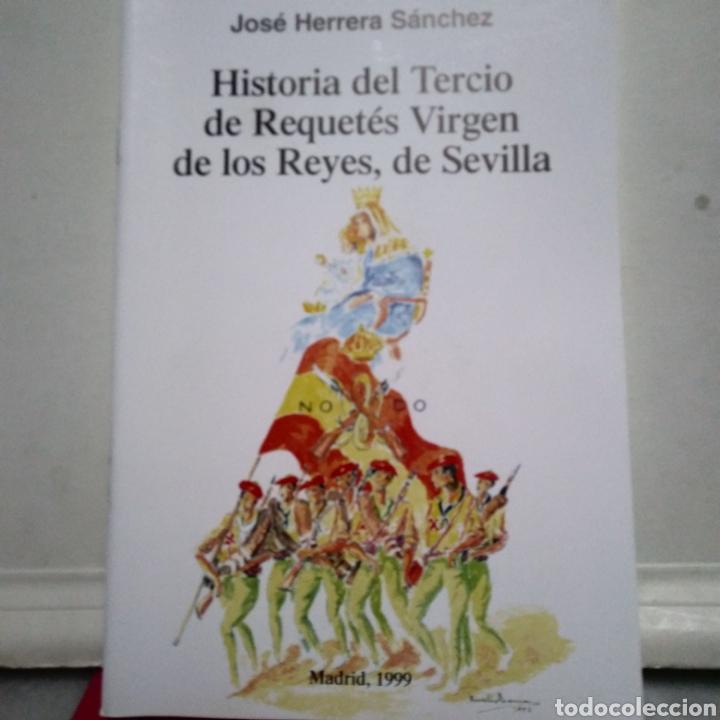 Libros de segunda mano: TERCIOS REQUETES EN LA GUERRA CIVIL ESPAÑOLA HISTORIA. LOTE DE 7 LIBROS. - Foto 3 - 160643289