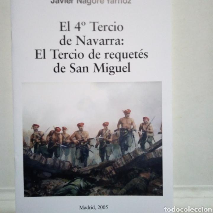 Libros de segunda mano: TERCIOS REQUETES EN LA GUERRA CIVIL ESPAÑOLA HISTORIA. LOTE DE 7 LIBROS. - Foto 5 - 160643289