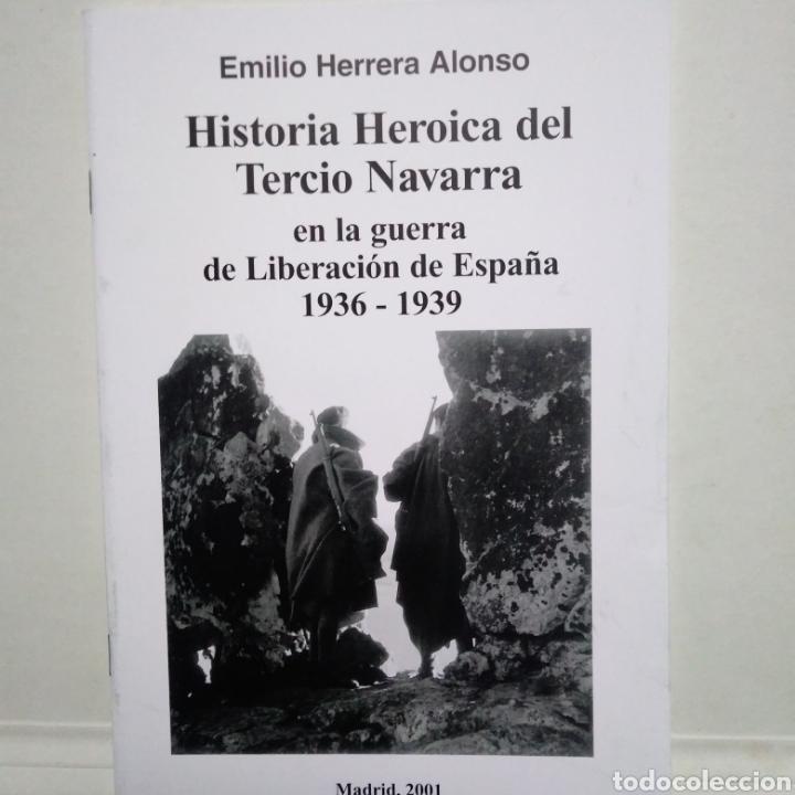 Libros de segunda mano: TERCIOS REQUETES EN LA GUERRA CIVIL ESPAÑOLA HISTORIA. LOTE DE 7 LIBROS. - Foto 7 - 160643289