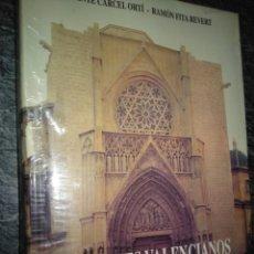 Libros de segunda mano: MARTIRES VALENCIANOS DEL S. XX. PERSECUCION RELIGIOSA GUERRA CIVIL. 1998,509 PP. Lote 144885576