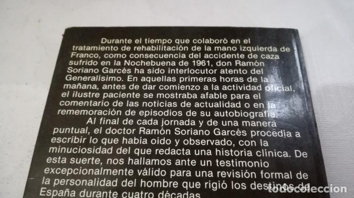 Libros de segunda mano: LA MANO IZQUIERDA DE FRANCO-Ramon Soriano, Planeta - Foto 3 - 139881898