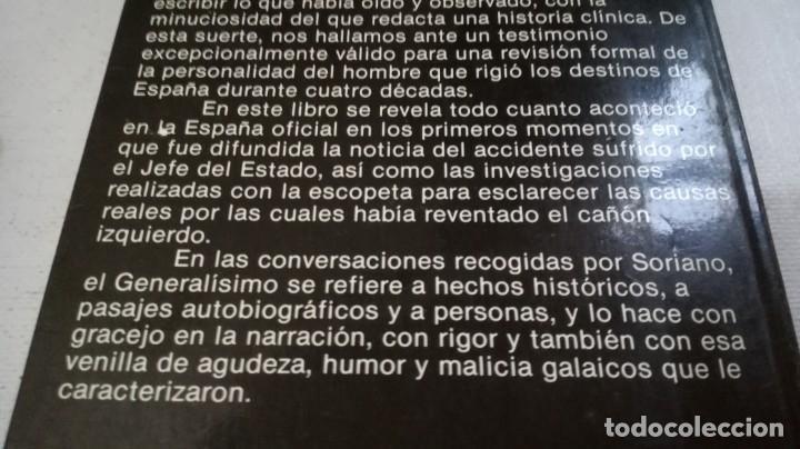 Libros de segunda mano: LA MANO IZQUIERDA DE FRANCO-Ramon Soriano, Planeta - Foto 4 - 139881898