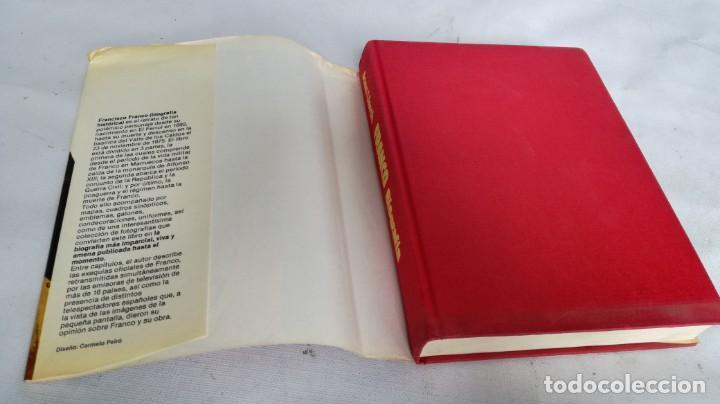 Libros de segunda mano: Franco, biografía, Joan Llarch-EDITORIAL ATE - Foto 5 - 139884810