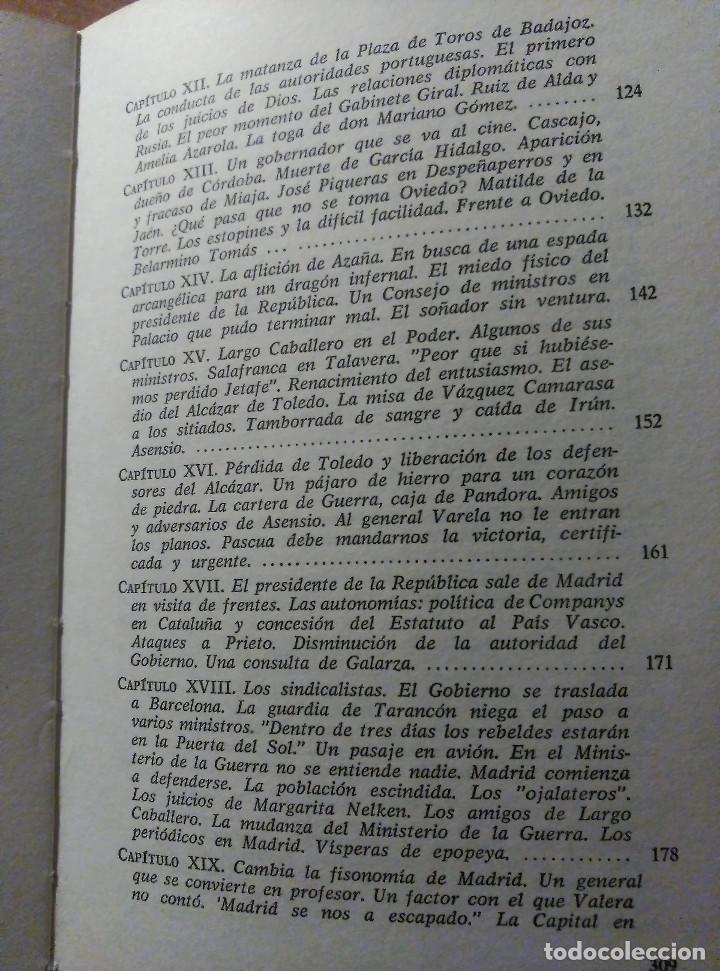 Libros de segunda mano: Guerra y vicisitudes de los Españoles, Zugazagoitia, 1968 - Foto 5 - 140450434