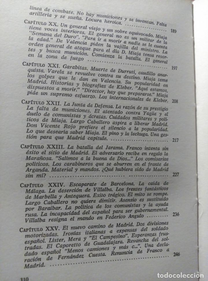 Libros de segunda mano: Guerra y vicisitudes de los Españoles, Zugazagoitia, 1968 - Foto 6 - 140450434