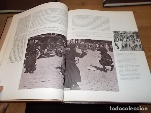 Libros de segunda mano: LA GUERRA CIVIL ESPAÑOLA. 6 TOMOS + CARTELES DE LA GUERRA (COL. COMPLETA). HUGH THOMAS. URBION .1979 - Foto 23 - 244620180
