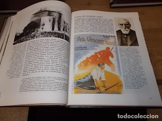 Libros de segunda mano: LA GUERRA CIVIL ESPAÑOLA. 6 TOMOS + CARTELES DE LA GUERRA (COL. COMPLETA). HUGH THOMAS. URBION .1979 - Foto 26 - 244620180