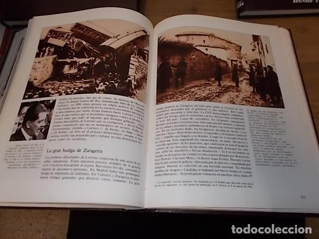 Libros de segunda mano: LA GUERRA CIVIL ESPAÑOLA. 6 TOMOS + CARTELES DE LA GUERRA (COL. COMPLETA). HUGH THOMAS. URBION .1979 - Foto 32 - 244620180