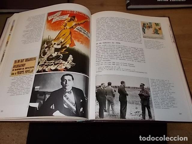Libros de segunda mano: LA GUERRA CIVIL ESPAÑOLA. 6 TOMOS + CARTELES DE LA GUERRA (COL. COMPLETA). HUGH THOMAS. URBION .1979 - Foto 35 - 244620180