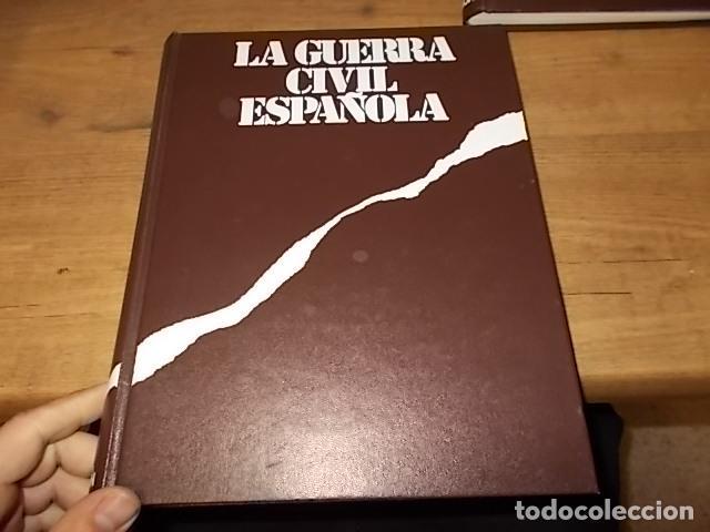 Libros de segunda mano: LA GUERRA CIVIL ESPAÑOLA. 6 TOMOS + CARTELES DE LA GUERRA (COL. COMPLETA). HUGH THOMAS. URBION .1979 - Foto 42 - 244620180