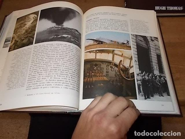 Libros de segunda mano: LA GUERRA CIVIL ESPAÑOLA. 6 TOMOS + CARTELES DE LA GUERRA (COL. COMPLETA). HUGH THOMAS. URBION .1979 - Foto 53 - 244620180