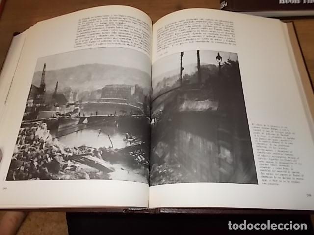 Libros de segunda mano: LA GUERRA CIVIL ESPAÑOLA. 6 TOMOS + CARTELES DE LA GUERRA (COL. COMPLETA). HUGH THOMAS. URBION .1979 - Foto 77 - 244620180