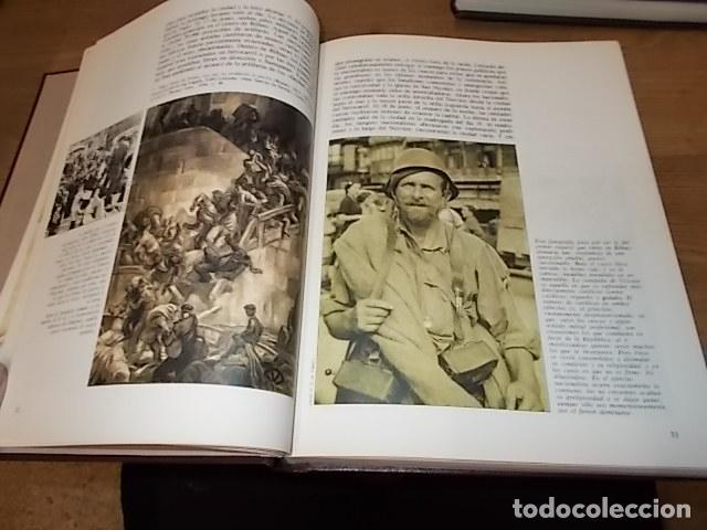 Libros de segunda mano: LA GUERRA CIVIL ESPAÑOLA. 6 TOMOS + CARTELES DE LA GUERRA (COL. COMPLETA). HUGH THOMAS. URBION .1979 - Foto 7 - 244620180