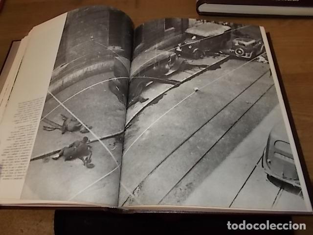 Libros de segunda mano: LA GUERRA CIVIL ESPAÑOLA. 6 TOMOS + CARTELES DE LA GUERRA (COL. COMPLETA). HUGH THOMAS. URBION .1979 - Foto 9 - 244620180