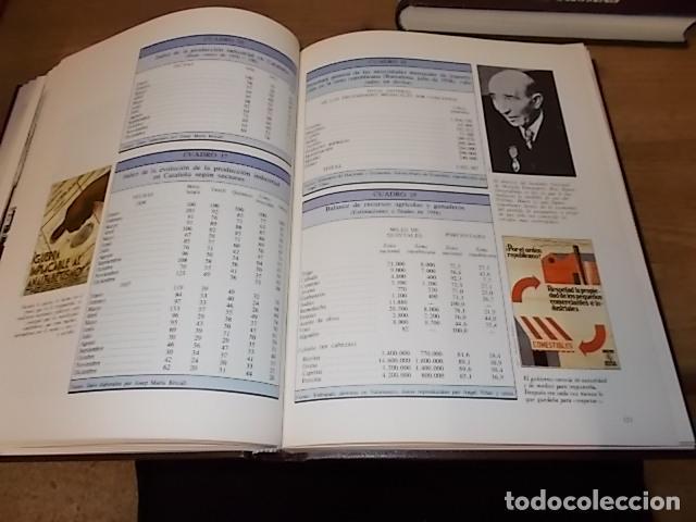 Libros de segunda mano: LA GUERRA CIVIL ESPAÑOLA. 6 TOMOS + CARTELES DE LA GUERRA (COL. COMPLETA). HUGH THOMAS. URBION .1979 - Foto 22 - 244620180