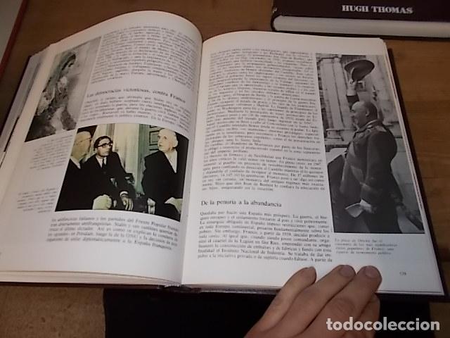 Libros de segunda mano: LA GUERRA CIVIL ESPAÑOLA. 6 TOMOS + CARTELES DE LA GUERRA (COL. COMPLETA). HUGH THOMAS. URBION .1979 - Foto 24 - 244620180
