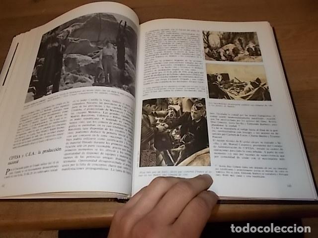 Libros de segunda mano: LA GUERRA CIVIL ESPAÑOLA. 6 TOMOS + CARTELES DE LA GUERRA (COL. COMPLETA). HUGH THOMAS. URBION .1979 - Foto 43 - 244620180