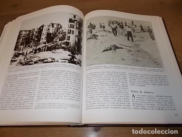 Libros de segunda mano: LA GUERRA CIVIL ESPAÑOLA. 6 TOMOS + CARTELES DE LA GUERRA (COL. COMPLETA). HUGH THOMAS. URBION .1979 - Foto 50 - 244620180