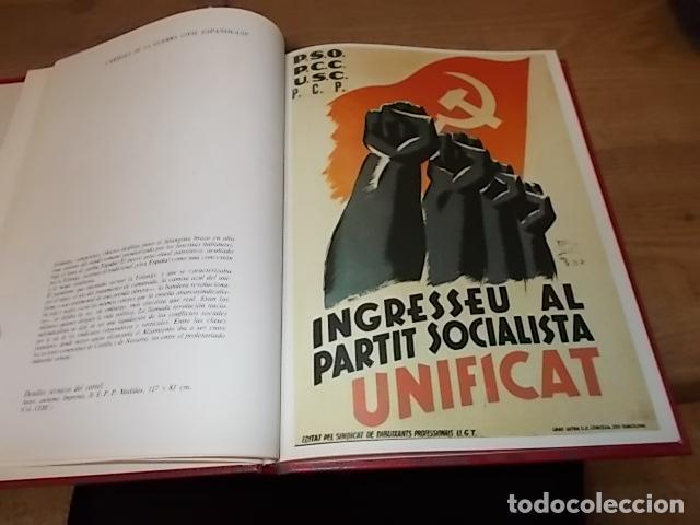 Libros de segunda mano: LA GUERRA CIVIL ESPAÑOLA. 6 TOMOS + CARTELES DE LA GUERRA (COL. COMPLETA). HUGH THOMAS. URBION .1979 - Foto 66 - 244620180