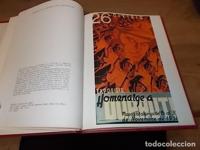 Libros de segunda mano: LA GUERRA CIVIL ESPAÑOLA. 6 TOMOS + CARTELES DE LA GUERRA (COL. COMPLETA). HUGH THOMAS. URBION .1979 - Foto 68 - 244620180