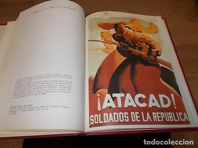 Libros de segunda mano: LA GUERRA CIVIL ESPAÑOLA. 6 TOMOS + CARTELES DE LA GUERRA (COL. COMPLETA). HUGH THOMAS. URBION .1979 - Foto 71 - 244620180