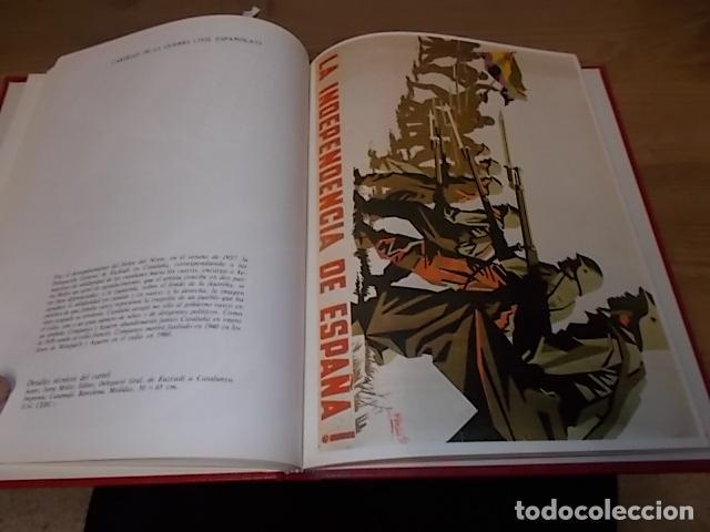 Libros de segunda mano: LA GUERRA CIVIL ESPAÑOLA. 6 TOMOS + CARTELES DE LA GUERRA (COL. COMPLETA). HUGH THOMAS. URBION .1979 - Foto 72 - 244620180