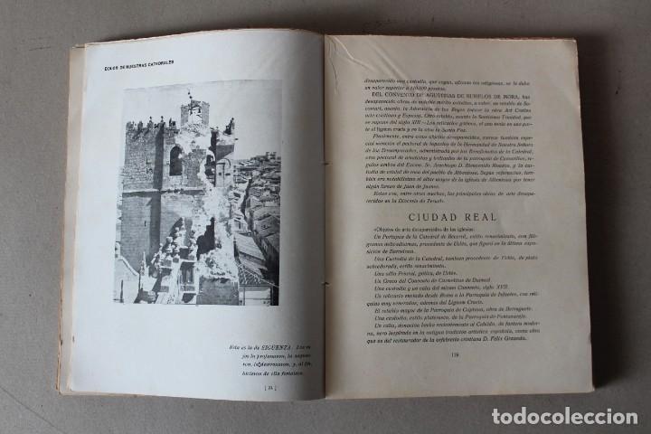 Libros de segunda mano: LA GRAN VICTIMA, LA IGLESIA ESPAÑOLA MARTIR DE LA REVOLUCION ROJA. CASTRO ALBARRAN - 1940 - Foto 8 - 141651206