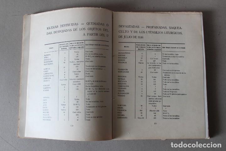 Libros de segunda mano: LA GRAN VICTIMA, LA IGLESIA ESPAÑOLA MARTIR DE LA REVOLUCION ROJA. CASTRO ALBARRAN - 1940 - Foto 9 - 141651206