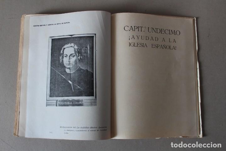 Libros de segunda mano: LA GRAN VICTIMA, LA IGLESIA ESPAÑOLA MARTIR DE LA REVOLUCION ROJA. CASTRO ALBARRAN - 1940 - Foto 15 - 141651206