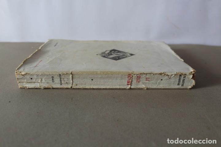 Libros de segunda mano: LA GRAN VICTIMA, LA IGLESIA ESPAÑOLA MARTIR DE LA REVOLUCION ROJA. CASTRO ALBARRAN - 1940 - Foto 19 - 141651206