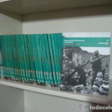 Libros de segunda mano: LA GUERRA CIVIL ESPAÑOLA MES A MES. OBRA COMPLETA. 36 VOLÚMENES. COMO NUEVOS . Lote 141725110