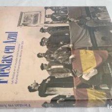 Libros de segunda mano: FIESTAS EN AZUL-FIESTAS MUNDO RURAL TUROLENSE DURANTE FRANQUISMO-ALCORISA 1939-1975-ARAGÓN-NUEVO. Lote 142964718