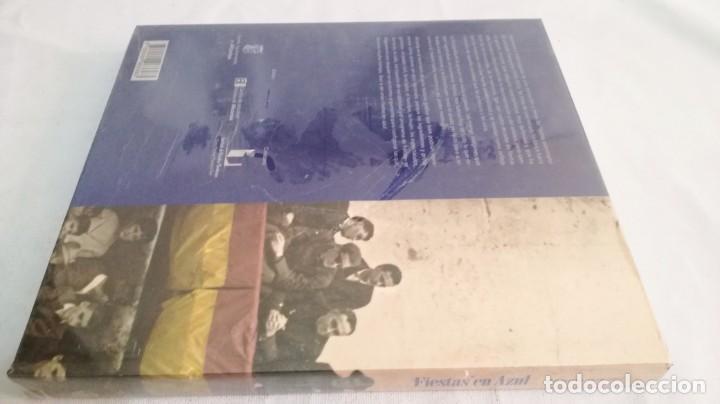 Libros de segunda mano: FIESTAS EN AZUL-Fiestas mundo rural turolense durante franquismo-Alcorisa 1939-1975-ARAGÓN-NUEVO - Foto 2 - 142964718