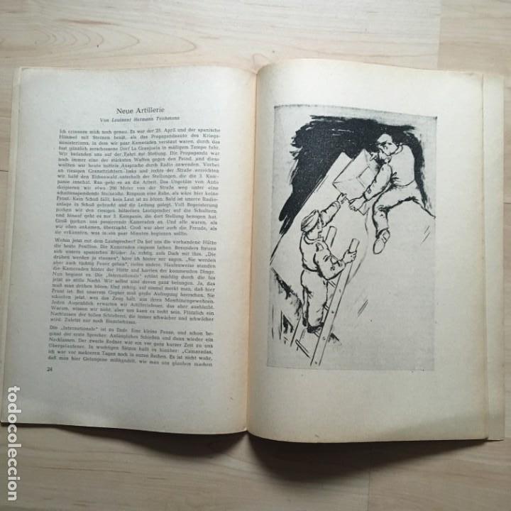 Libros de segunda mano: Spaniens Himmel breitet seine Sterne... RDA, Brigadas Internacionales - Foto 2 - 143027218