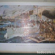 Libros de segunda mano: HISTORIA DE LA CRUZADA ESPAÑOLA TOMO II: DE LA DICTADURA A LA REPUBLICA. ILS. CARLOS SÁENZ DE TEJADA. Lote 145403118