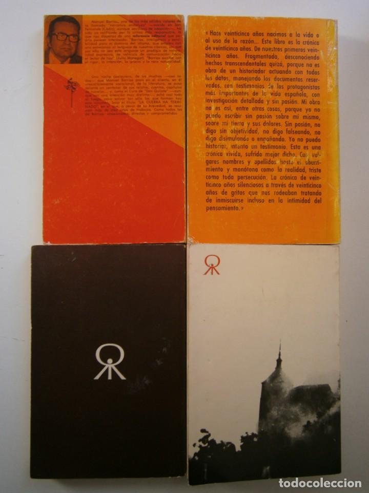 Libros de segunda mano: LOTE GUERRA CIVIL ESPAÑOLA Y FRANQUISMO 4 LIBROS - Foto 3 - 145545438