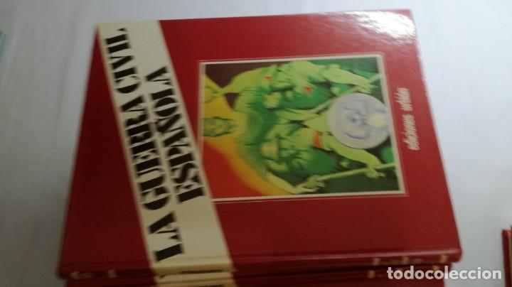 Libros de segunda mano: LA GUERRA CIVIL ESPAÑOLA - Hught Thomas - EDICIONES URBION - 12 TOMOS - COMPLETA - Foto 7 - 145711990