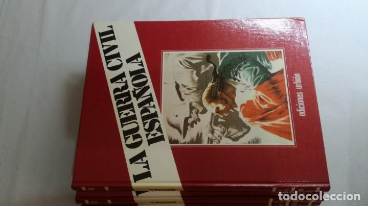 Libros de segunda mano: LA GUERRA CIVIL ESPAÑOLA - Hught Thomas - EDICIONES URBION - 12 TOMOS - COMPLETA - Foto 12 - 145711990