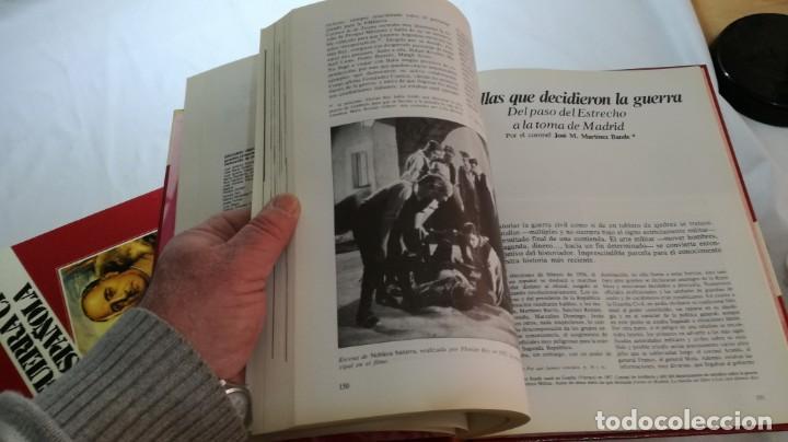 Libros de segunda mano: LA GUERRA CIVIL ESPAÑOLA - Hught Thomas - EDICIONES URBION - 12 TOMOS - COMPLETA - Foto 21 - 145711990