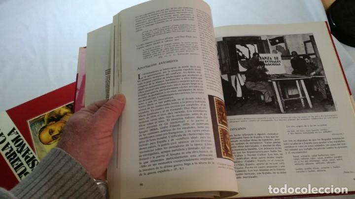 Libros de segunda mano: LA GUERRA CIVIL ESPAÑOLA - Hught Thomas - EDICIONES URBION - 12 TOMOS - COMPLETA - Foto 23 - 145711990