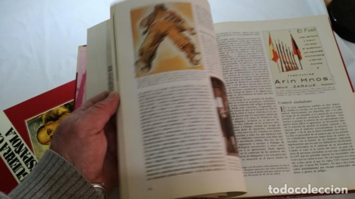 Libros de segunda mano: LA GUERRA CIVIL ESPAÑOLA - Hught Thomas - EDICIONES URBION - 12 TOMOS - COMPLETA - Foto 25 - 145711990