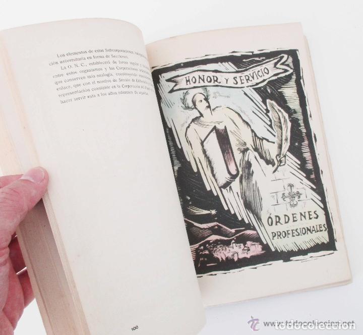Libros de segunda mano: PLAN 1937 - OBRA NACIONAL CORPORATIVA - MUY ILUSTRADA - TRADICIONALISMO CARLISTA - Foto 3 - 31458743