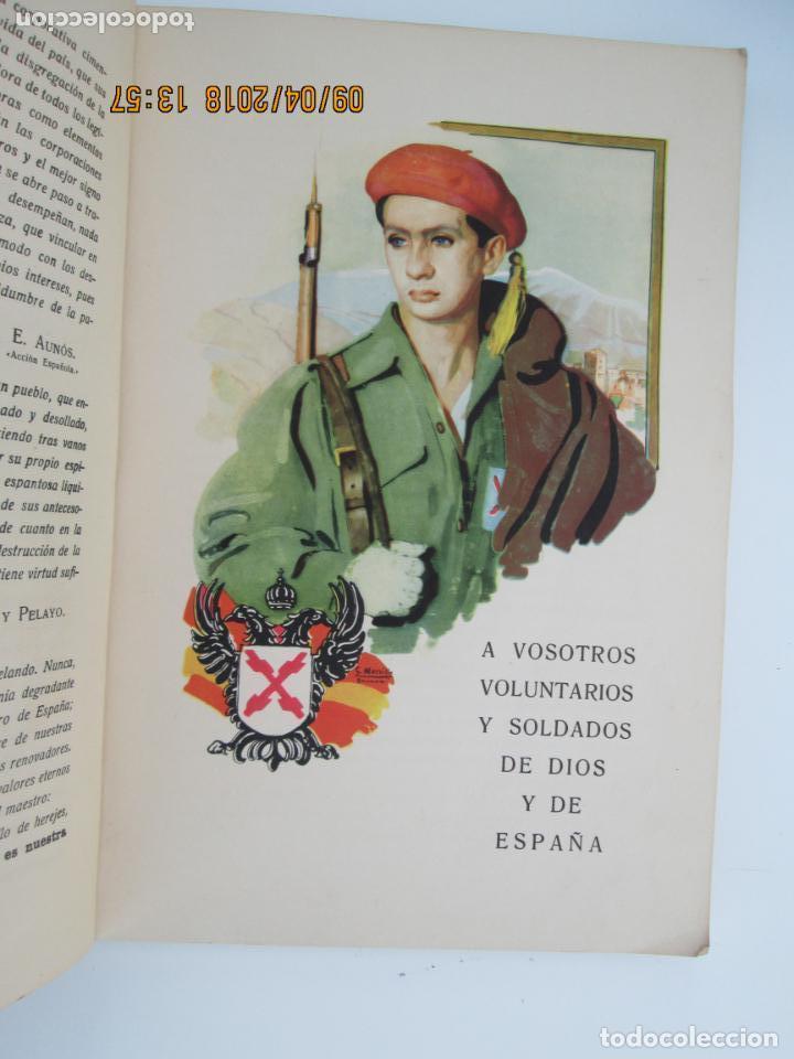 Libros de segunda mano: PLAN 1937 - OBRA NACIONAL CORPORATIVA - MUY ILUSTRADA - TRADICIONALISMO CARLISTA - Foto 4 - 31458743
