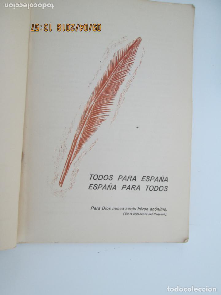 Libros de segunda mano: PLAN 1937 - OBRA NACIONAL CORPORATIVA - MUY ILUSTRADA - TRADICIONALISMO CARLISTA - Foto 5 - 31458743